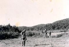 US Marines during Operation Nevada, 1966