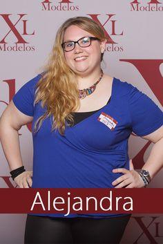 ModeloXL 27 de Junio: Alejandra Patrocinada por: Tuseventos.net