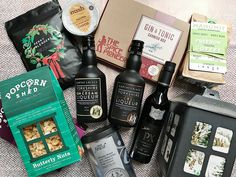 Foodie and Boozy Christmas Gift Guide - A Literary Cocktail Christmas Gift Guide, Christmas Gifts, Gin And Tonic, Secret Santa, Whiskey Bottle, Food And Drink, Cocktails, Posts, Group