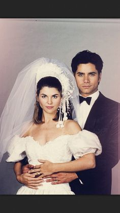 Full house - just watched the wedding episode. Almost made me cry :)