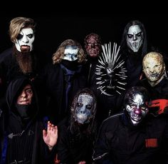 Slipknot's Sid Wilson Lines Up December Release For Solo Album Chris Fehn, Corey Taylor, Taylor James, Nu Metal, Heavy Metal, Gothic Metal, Black Metal, Jay Weinberg, Paul Gray