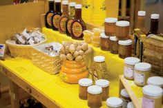 The beekeepers at Hunter's Honey Farm offer these tips on substituting honey in recipes for baked goods.