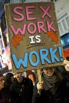This post argues that decriminalization of sex work would result in less disease spreading, more opportunities for sex workers to seek support, less wrongful criminalization of sex workers (which leads to inability to get other jobs), and less abuse by police. Decriminalization is not legalization and would prevent already vulnerable sex workers from being incarcerated or losing their opportunities to work other jobs and makes sure that the victims don't become the criminals.