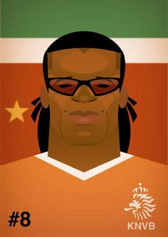 Soccer Superstar Cartoons - The Stanley Chow Soccer Prints are a Score (GALLERY)