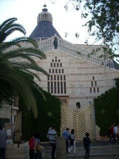 Basílica de la Anunciación (Nazaret)