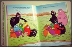 Livre d'histoire - Barbapapa - Les chevaux - Editions Les livres du dragon d'Or