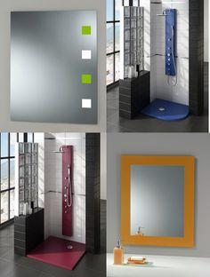 Pon estilo y personalidad a tu baño: Algunas ideas para dar color y vitalidad a través de alguno de sus elementos.