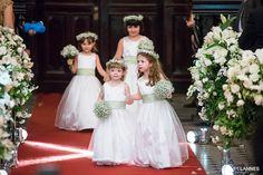 Dama de honra e pajem do casamento de Flávia e André, publicado no Euamocasamento.com. As fotos são de Felipe Lannes. #euamocasamento #NoivasRio #Casabemcomvocê