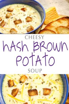 ) can condensed cream of chicken soup 4 cups […] Hash Brown Soup Recipe, Hash Brown Potato Soup, Cheesy Potato Soup, Cooking For Dummies, Fun Cooking, Cooking Recipes, Kitchen Recipes, Soup Recipes, Free Recipes