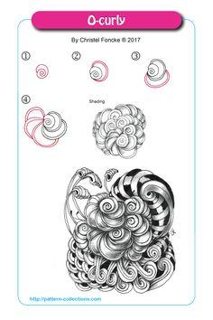 O-curly by Christel Foncke