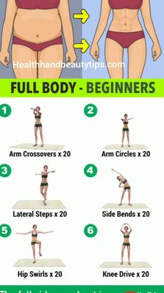 Gym Workout For Beginners, Gym Workout Tips, Fitness Workout For Women, Workout Challenge, Easy Workouts, Workout Videos, Senior Fitness, Weight Loss Workout Plan, Excercise