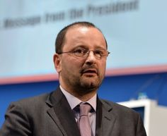 April 23 2016 - FIBA boss Patrick Baumann elected as new SportAccord president