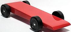 pinewood derby designs - Google Search