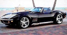 Corvette Stingray 1968