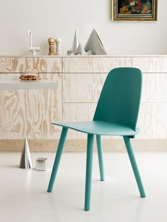 Muuto - Designs - Furniture - Chairs - Nerd - Designed by David Geckeler - muuto.com