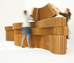 kraft paper softblocks de molo