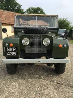 """Land Rover Series 1 86"""" 1955 For Sale"""