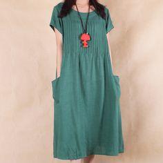 linen dresses for summer - Buscar con Google