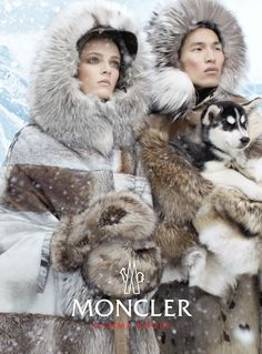 Lots of cool photos of Inuit women and the fur-filled runways they've inspired.