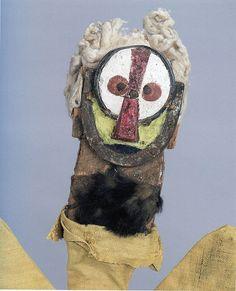 Paul Klee - Marionnette à main _ Hand puppet