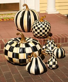 Perfect pumpkins!