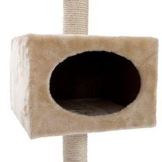 Orion-raapimispuu kissoille, beige edullisesti | bitiba.fi