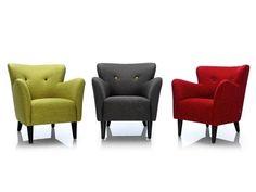 Retro Sessel Happy - Designer Sessel sofort lieferbar | cairo.de