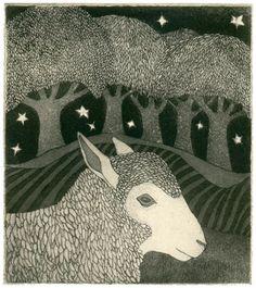 Bill Yardley - Starry Night