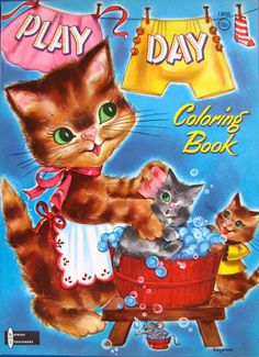 Play Day Coloring Book