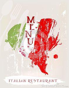 stock-photography-menu-italian-restaurant-free-space-restaurants-name-logo-31913942.jpg (354×450)