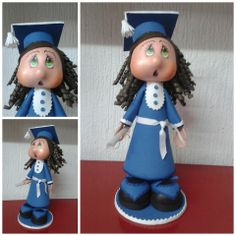 Graduada en Foamy