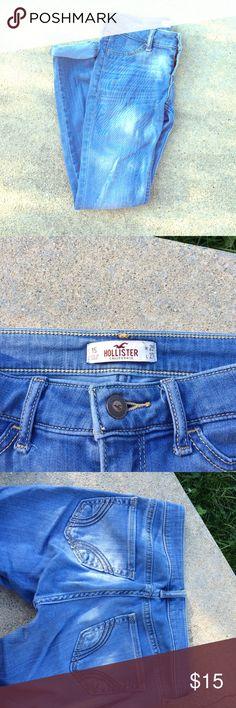 Hollister jeggings 1 short Hollister jeggings 1 short Hollister Jeans Skinny