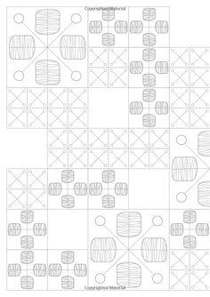 The Original Pattern Journal Mid Century Modern