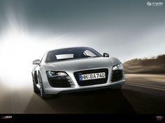 Papel de Parede - Audi R8 Spyder