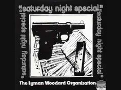 Lyman Woodard Organisation - On Your Mind
