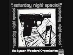 Lyman Woodard Organisation - On Your Mind