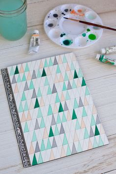 Ways To Decorate With  Paper-homesthetics (28)