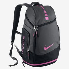 Nike Hoops Elite Max Air Team Backpack (Grey) from Nike. Shop more products from Nike on Wanelo. Nike Free Shoes, Nike Shoes Outlet, Running Shoes Nike, Nike Free Runners, Nike Store, Nike Elite, Elite Backpack, Nike Under Armour, Nike Bags