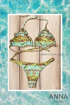 Coleccion Anna Bikini verano 2015