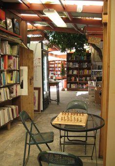 10 Inspiring Bookshops around the World | Bart's Books, Ojai, California