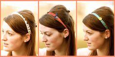 DIY Elastic Headbands by Ruffles and Stuff | Ucreate