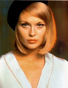 Academy Award winning actress Faye Dunaway  was born 1-14-1941. Some of her many films include Bonnie & Clyde, The Thomas Crown Affair, Network and Chinatown.