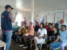 DPD en Carabobo realizó jornadas de formación en dos municipios