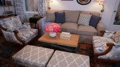 Watch Furniture Arranging for Small Living Rooms in the Better Homes and Gardens Video