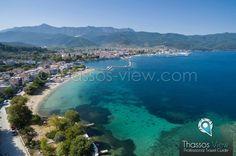 Limenas Thassos Island Greece