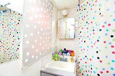 Bathroom window privacy night new ideas Bathroom Window Privacy, Bathroom Windows, Bathroom Colors Gray, Roman Shade Tutorial, Small Toilet, Roller Shades, Shower Remodel, Dream Decor, Diy On A Budget