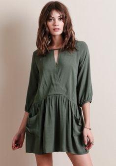 Fauna Pocket Dress