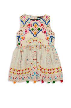 Girls Boho Dress   Hemant & Nandita