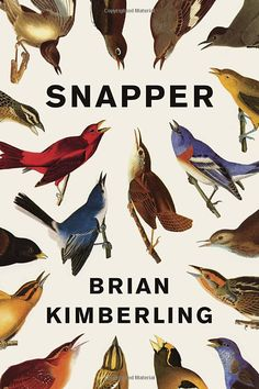 'Snapper' by Brian Kimberling cover designed by Jason Booher Ex Libris, Best Book Covers, Beautiful Book Covers, Graphic Design Magazine, Design Editorial, Buch Design, This Is A Book, Cool Books, Branding