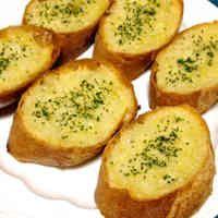 簡単で美味しいガーリックトースト